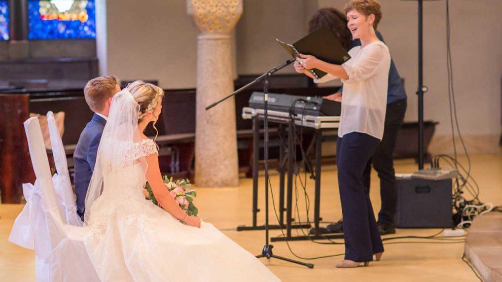 Hochzeitssängerin Karlsruhe