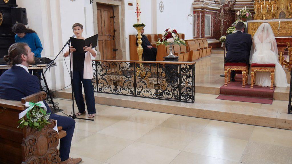 kirchliche Trauung Rottenburg